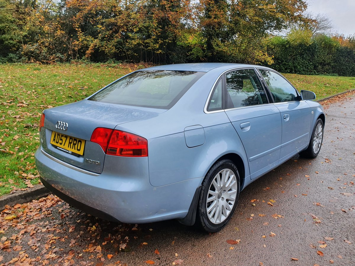 2008 Audi A4 SE TDi.. (B7) 140 BHP.. Only 70k Miles.. FSH For Sale (picture 6 of 6)