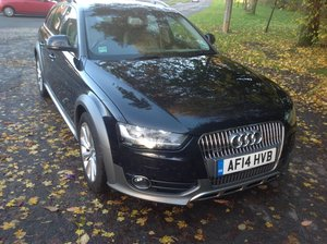 Picture of 2014 Audi A4 Allroad Estate diesel
