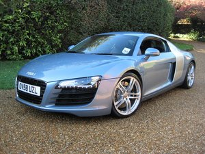 Audi R8 Quattro 1 Owner With Just 8,750 Miles From New