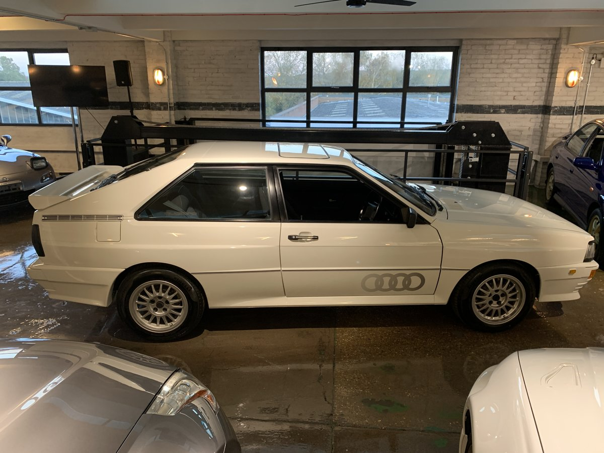1986 Quattro WR 10v Turbo For Sale (picture 3 of 19)