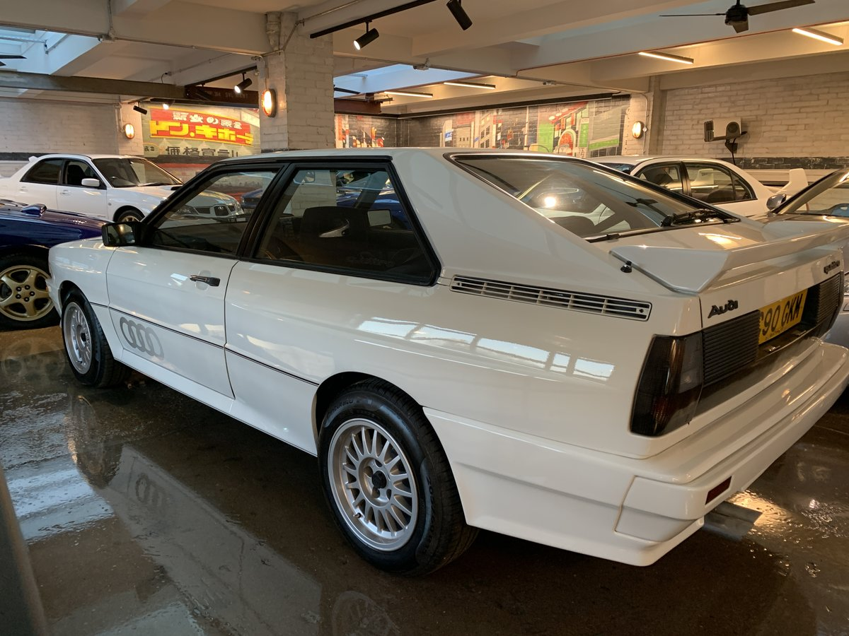 1986 Quattro WR 10v Turbo For Sale (picture 9 of 19)