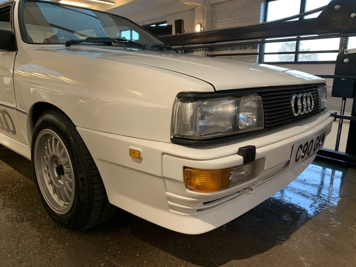 1986 Quattro WR 10v Turbo For Sale (picture 14 of 19)