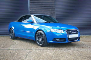 Picture of 2008 Audi A4 2.0T FSI Special Edition Convertible (62,700 miles) SOLD