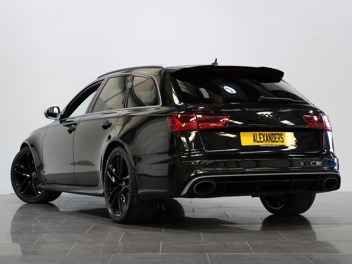 2017 17 17 AUDI RS6 PERFORMANCE 4.0 BI-TURBO AUTO For Sale (picture 3 of 6)