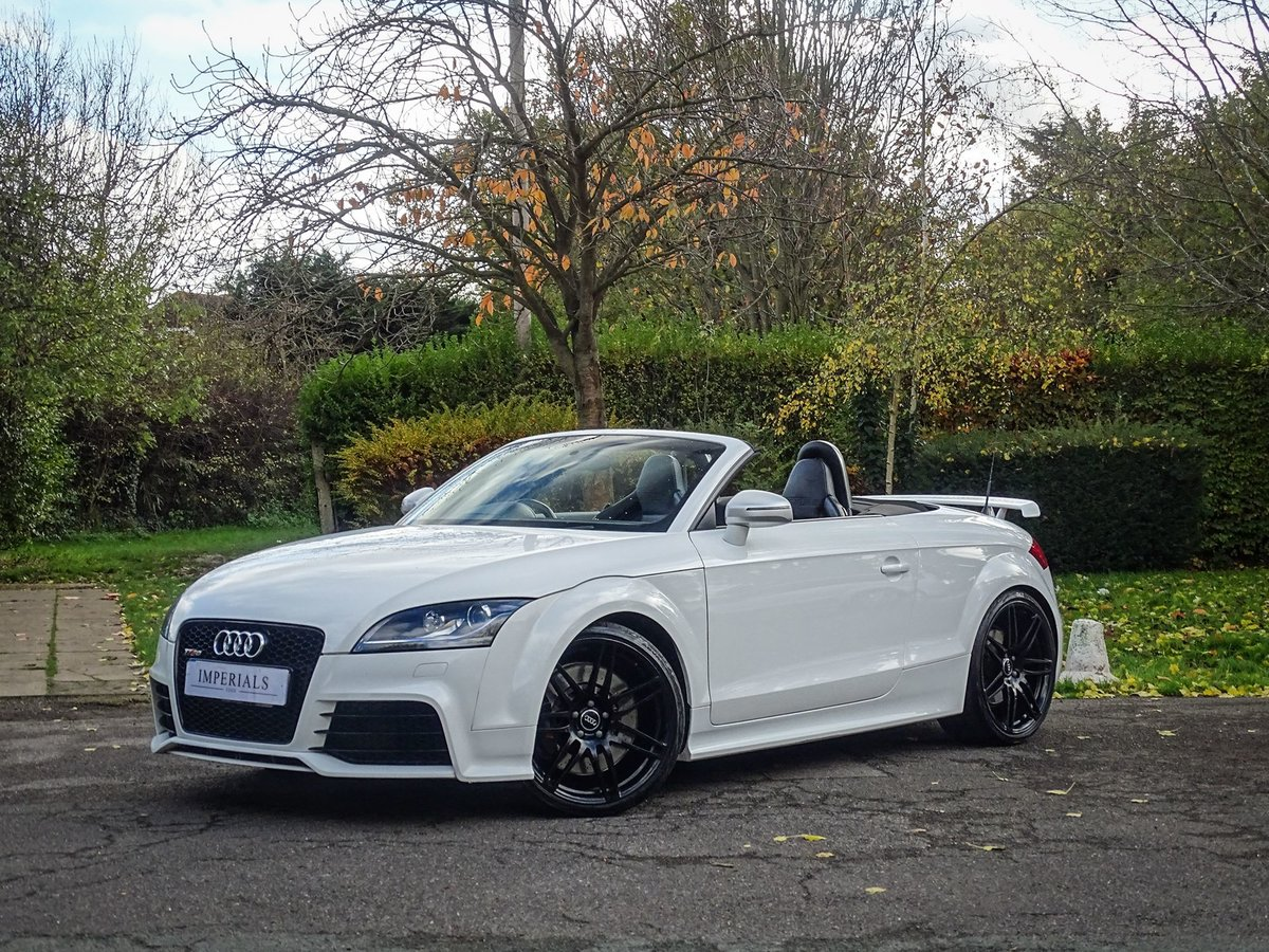 201010 Audi TT RS SOLD (picture 1 of 20)