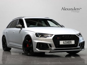 18 68 AUDI RS4 QUATTRO CARBON EDITION 2.9 TFSI TIPTRONIC