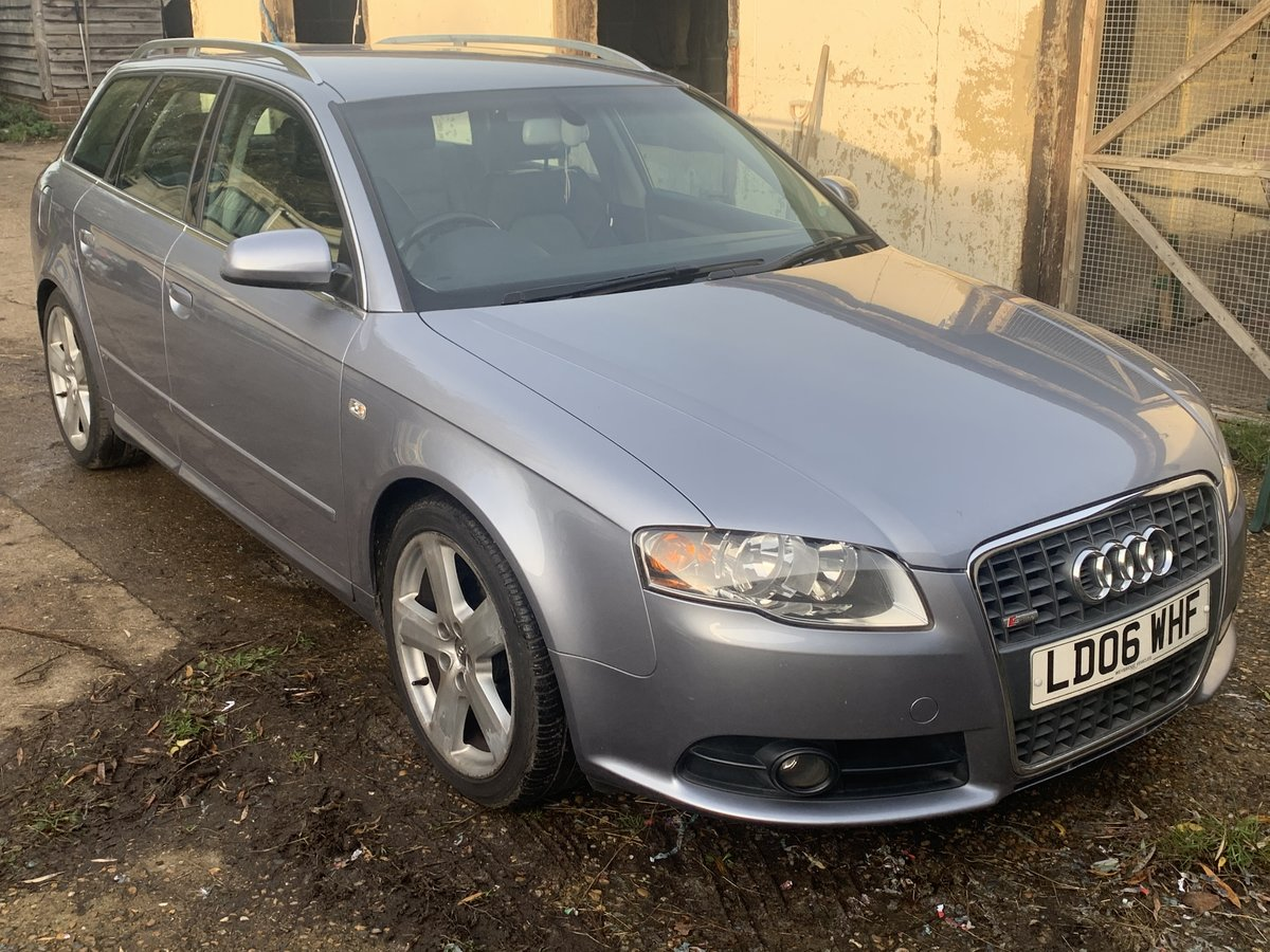 Picture of 2006 Audi A4 Avant 2.0 TDI S Line - Full Leather, Navigation Plus For Sale