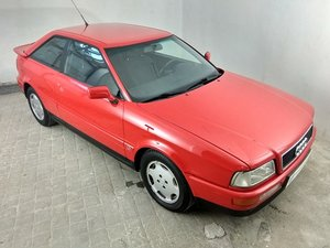 Picture of 1993 Audi Coupe 2.3