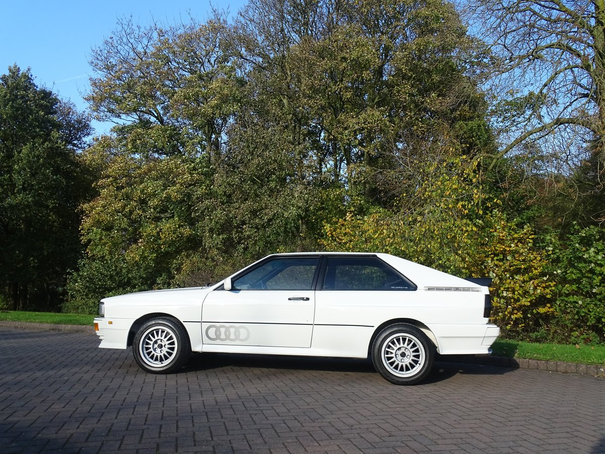 1983 Audi Quattro 10v For Sale (picture 2 of 6)