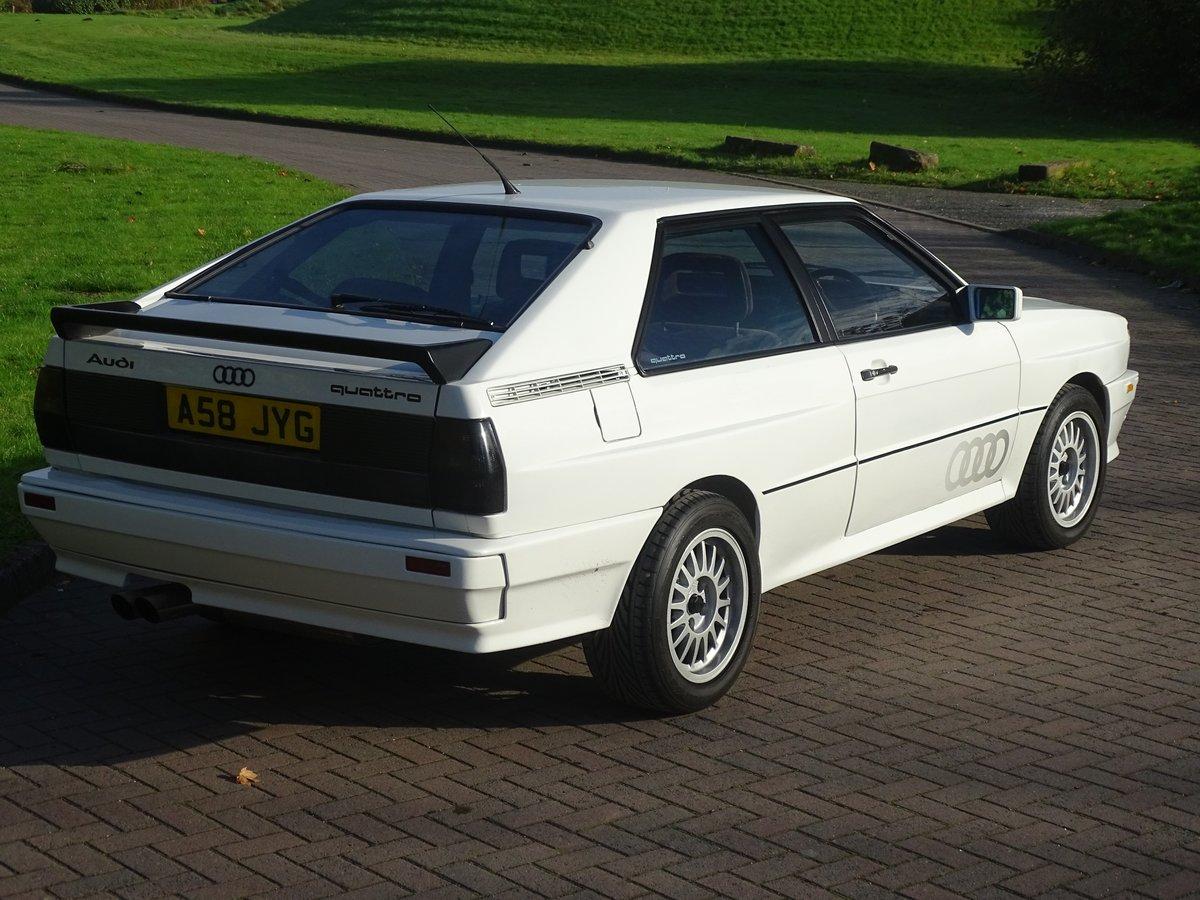 1983 Audi Quattro 10v For Sale (picture 3 of 6)