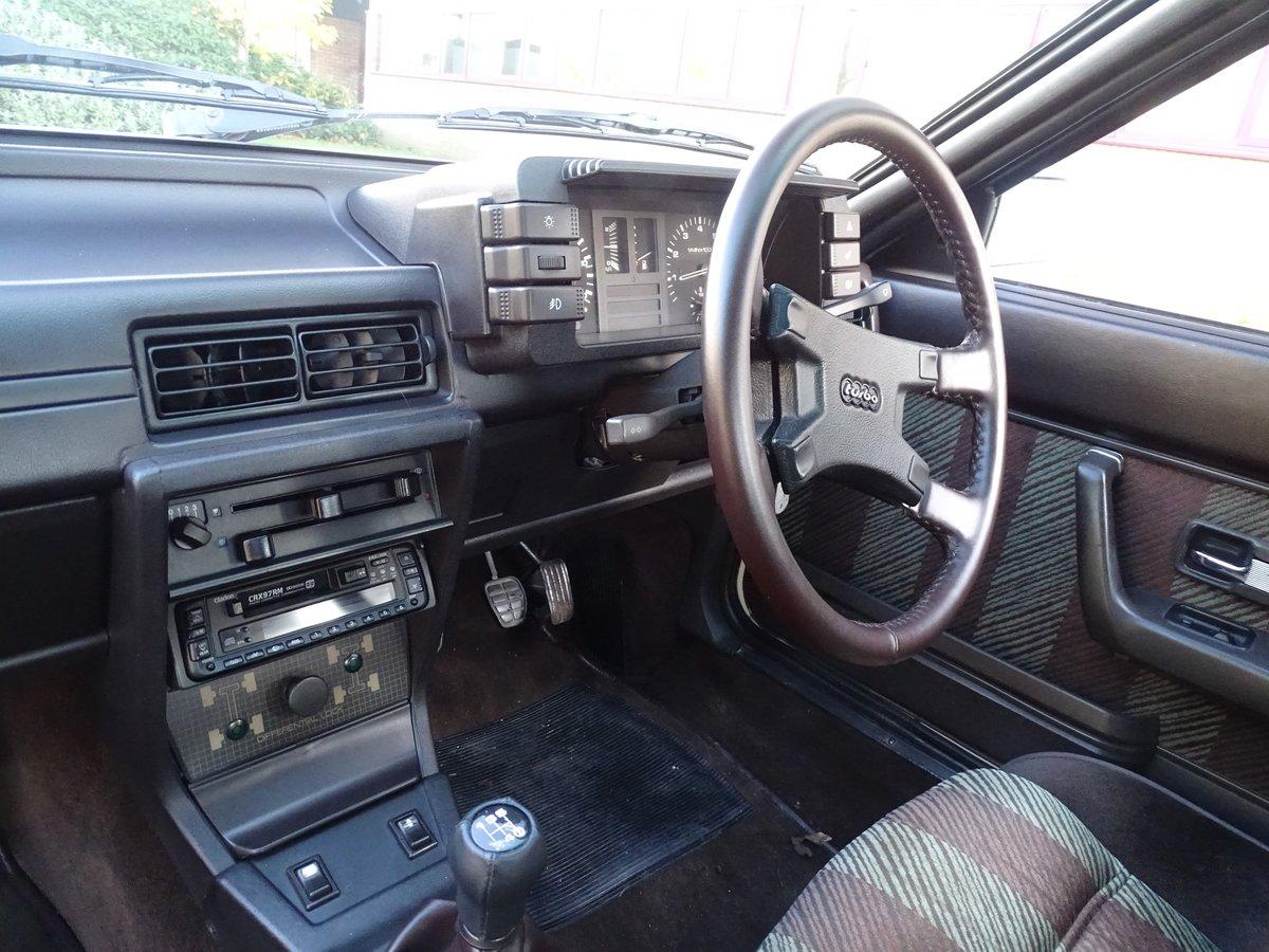 1983 Audi Quattro 10v For Sale (picture 4 of 6)