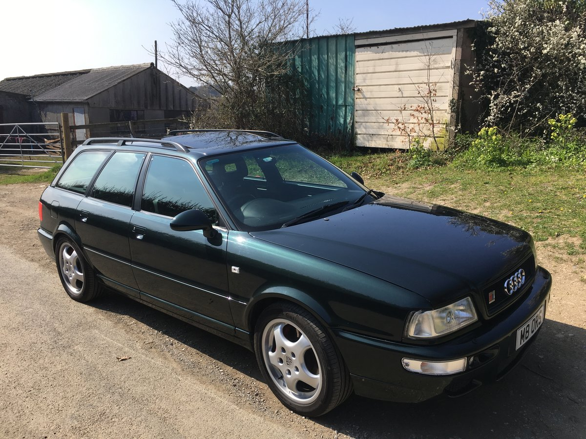 1995 Audi RS2 The original fast estate For Sale (picture 1 of 6)