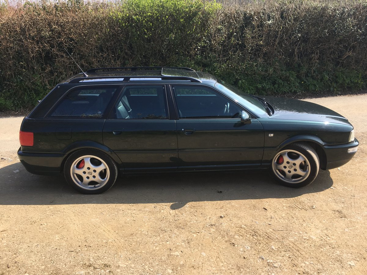 1995 Audi RS2 The original fast estate For Sale (picture 3 of 6)