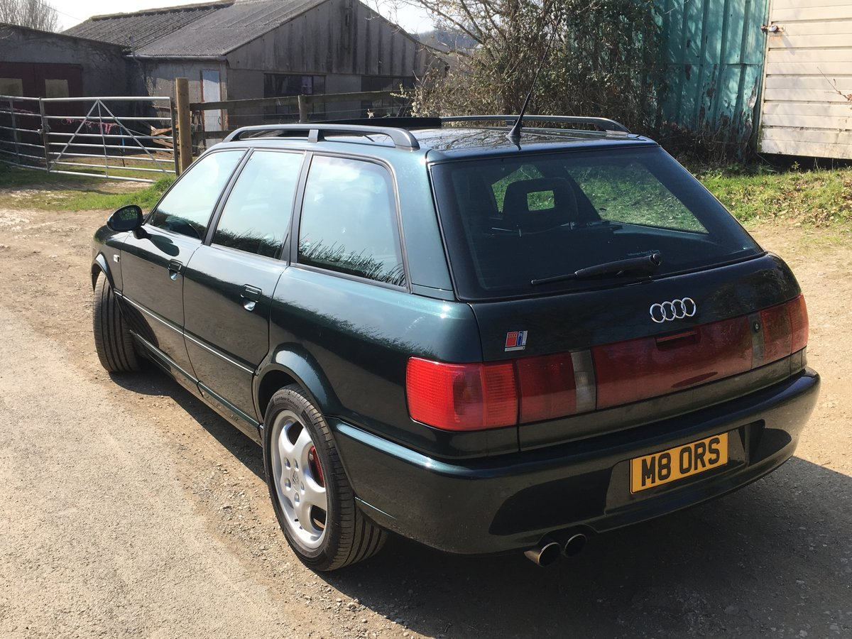 1995 Audi RS2 The original fast estate For Sale (picture 4 of 6)
