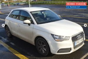 Picture of 2013 Audi A1 SE TDI 60,316 Miles for auction 17th SOLD by Auction