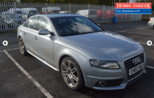 Picture of 2011 Audi A4 S line SP ED Tdi CVT 143 - 65,052 Miles SOLD by Auction