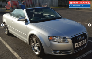 Picture of 2006 Audi A4 Sport TDI 140 - 115,977 Miles - Auction 17th SOLD by Auction