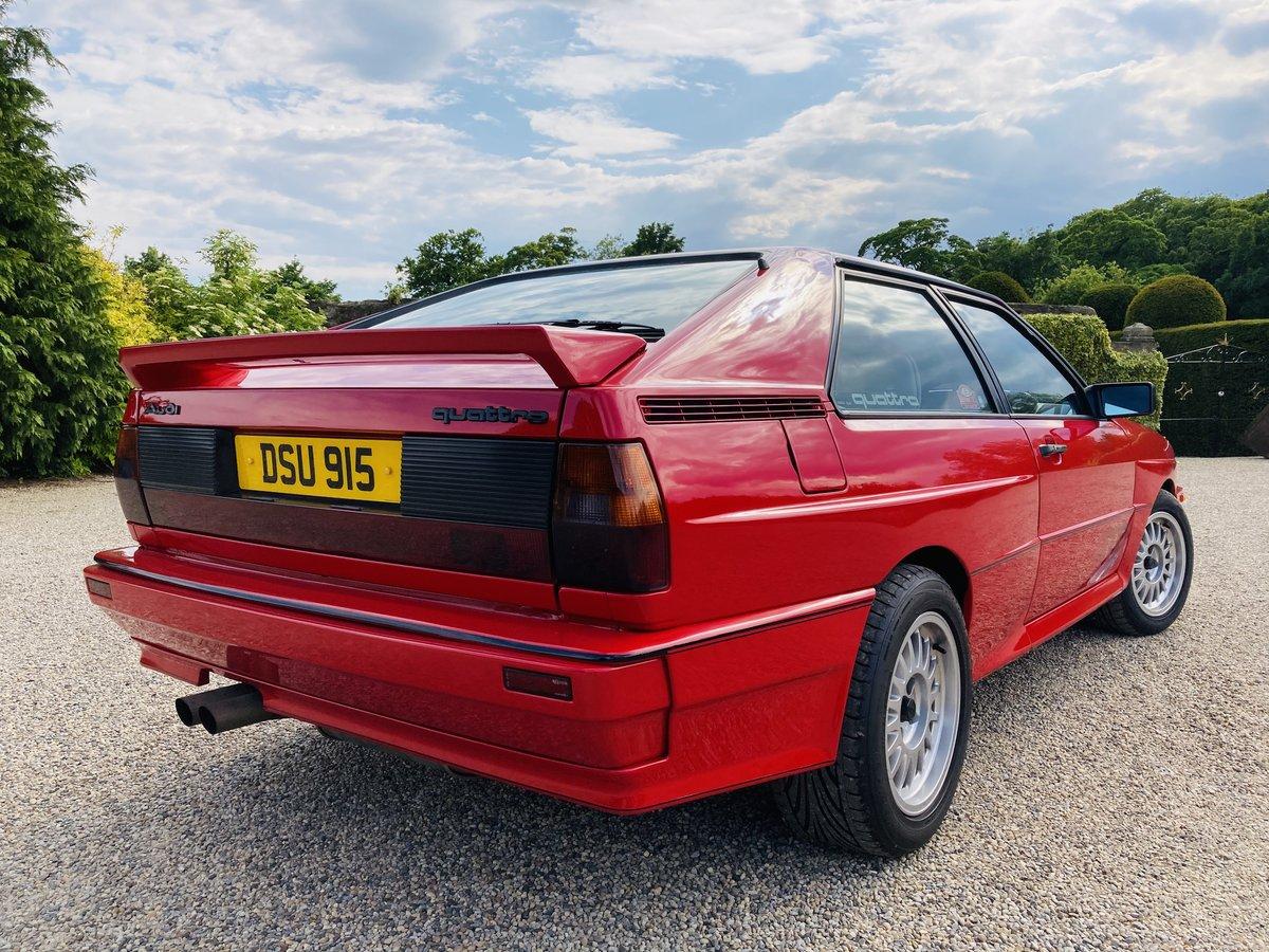 1984 Audi quattro 10v SOLD (picture 2 of 5)