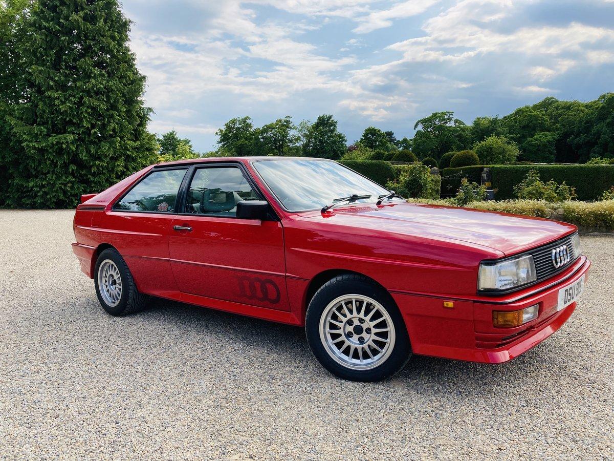 1984 Audi quattro 10v SOLD (picture 3 of 5)