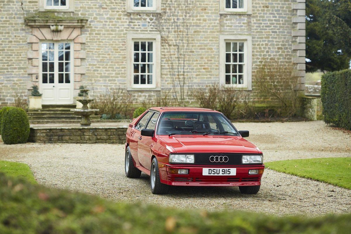 1984 Audi quattro 10v SOLD (picture 5 of 5)