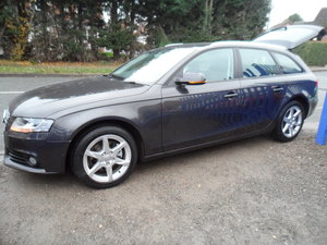 Picture of 2010 A super driver A4 ESATE 1.9cc DIESEl 6 SPEED MAN F.S.H For Sale
