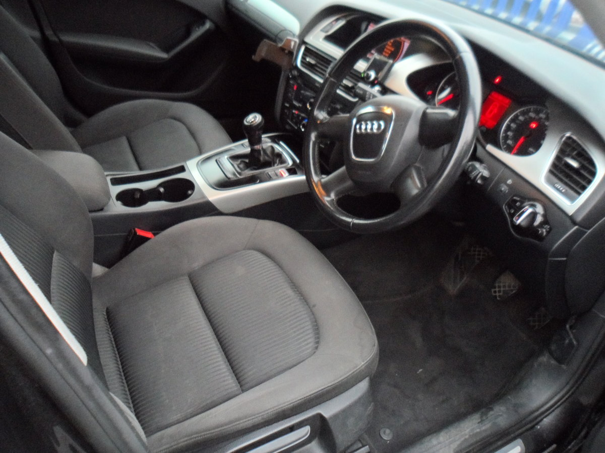2010 A super driver A4 ESATE 1.9cc DIESEl 6 SPEED MAN F.S.H For Sale (picture 6 of 6)