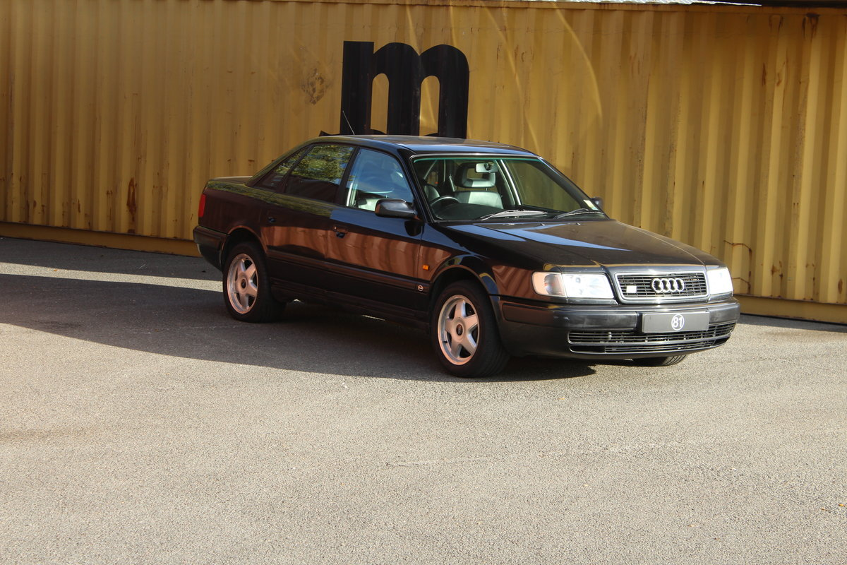 1992 AUDI 100 S4 2.2 Turbo FSH For Sale (picture 1 of 6)