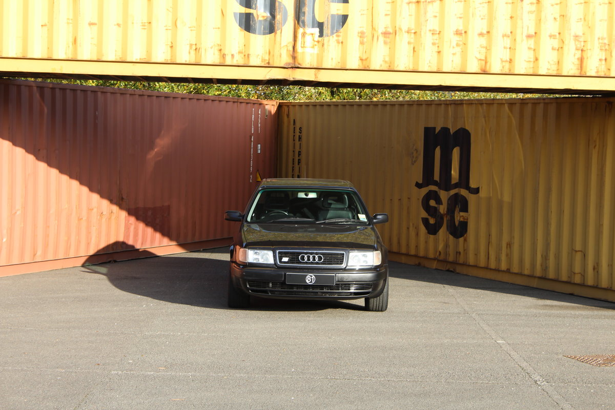 1992 AUDI 100 S4 2.2 Turbo FSH For Sale (picture 2 of 6)