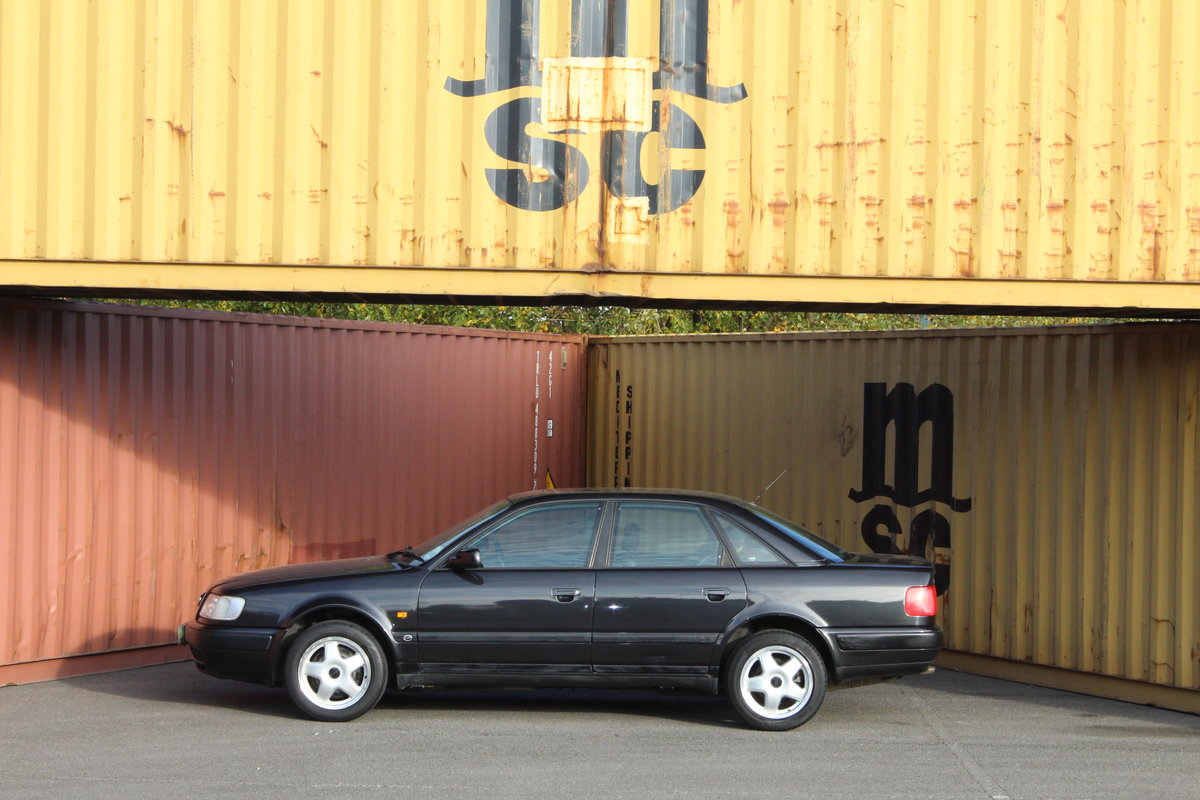 1992 AUDI 100 S4 2.2 Turbo FSH For Sale (picture 3 of 6)