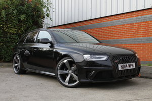 Audi RS4 Avant - Milltek Cat Back Exhaust