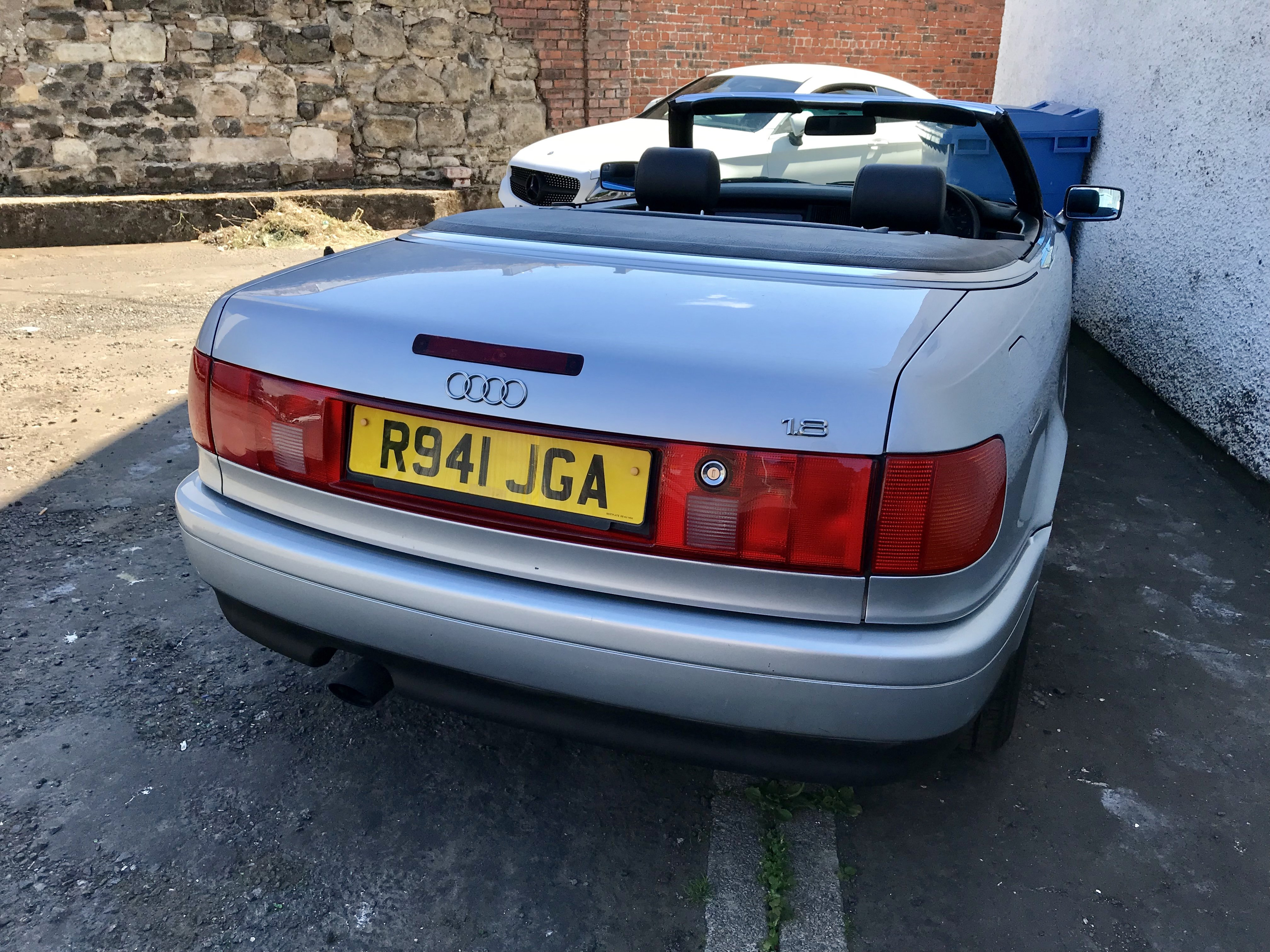 Picture of 1998 Audi cabriolet 1.8  75k miles Full service history