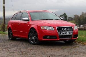 Audi S4 Quattro Avant spares or repairs