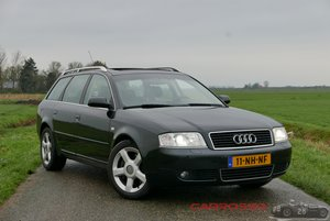 Audi A6 2.5 TDI Avant Original Dutch delivered car