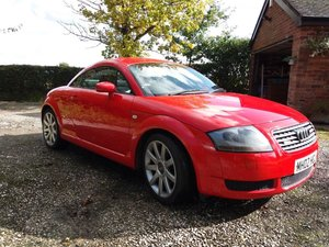 Picture of 2002 Audi TT Quattro (225 BHP)