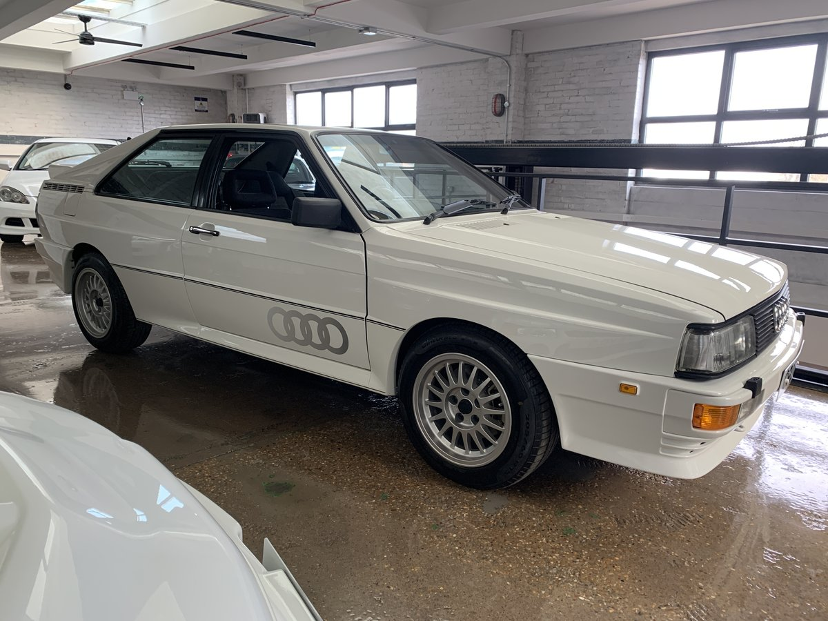 1986 Quattro WR 10v Turbo For Sale (picture 1 of 19)