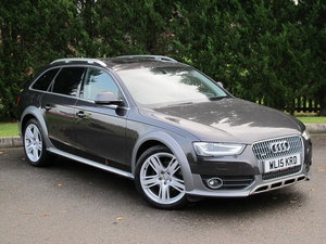 Audi A4 allroad 2.0TDI 190PS quattro Manual