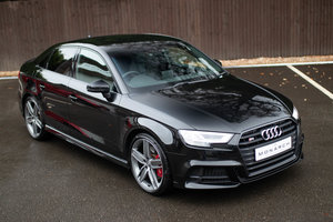 Picture of 2018 /18 Audi S3 Black Edition Saloon