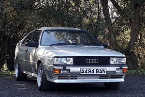 Picture of 1984 Audi Quattro 10v WR