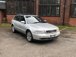 2000 Audi A4 2.5 TDI Quattro Avant, Two Owners from New!