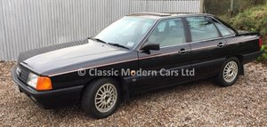 Picture of 1988 Audi 100 Sport 2.2 5-Cylinder, Manual, 89K Miles, Rare SOLD