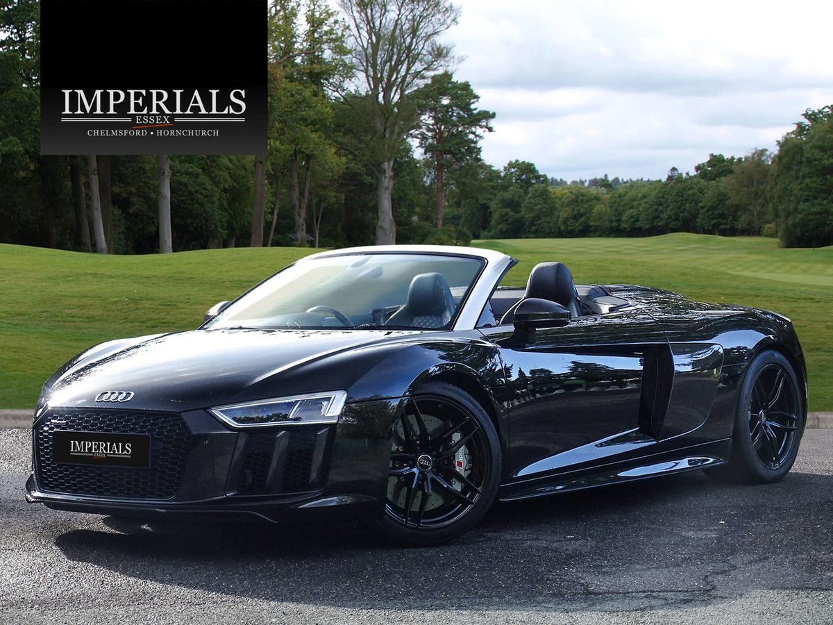 2018 Audi R8 SOLD (picture 1 of 20)