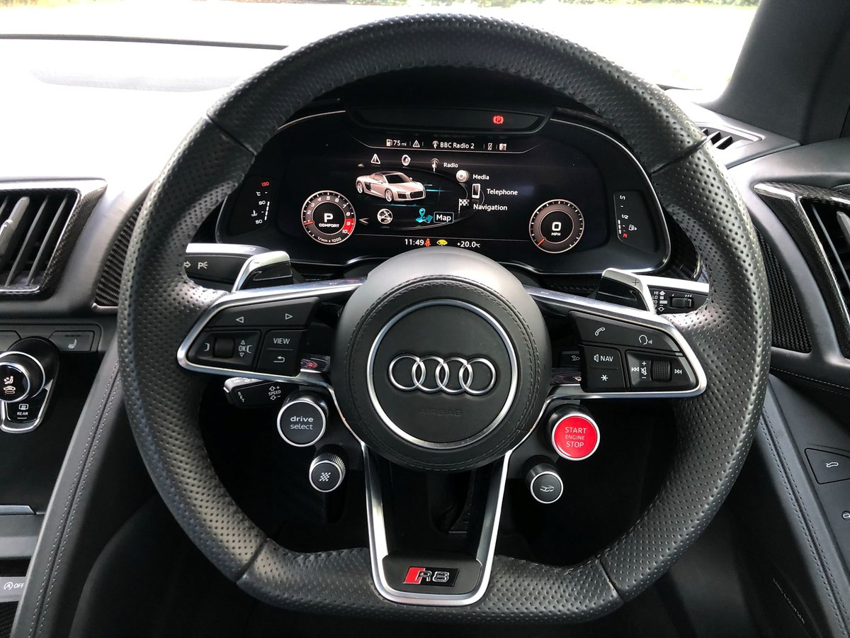 2018 Audi R8 SOLD (picture 8 of 20)