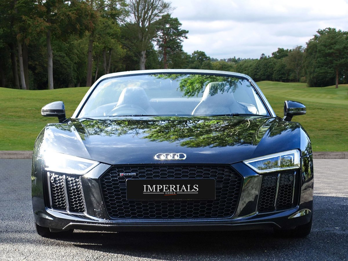 2018 Audi R8 SOLD (picture 9 of 20)