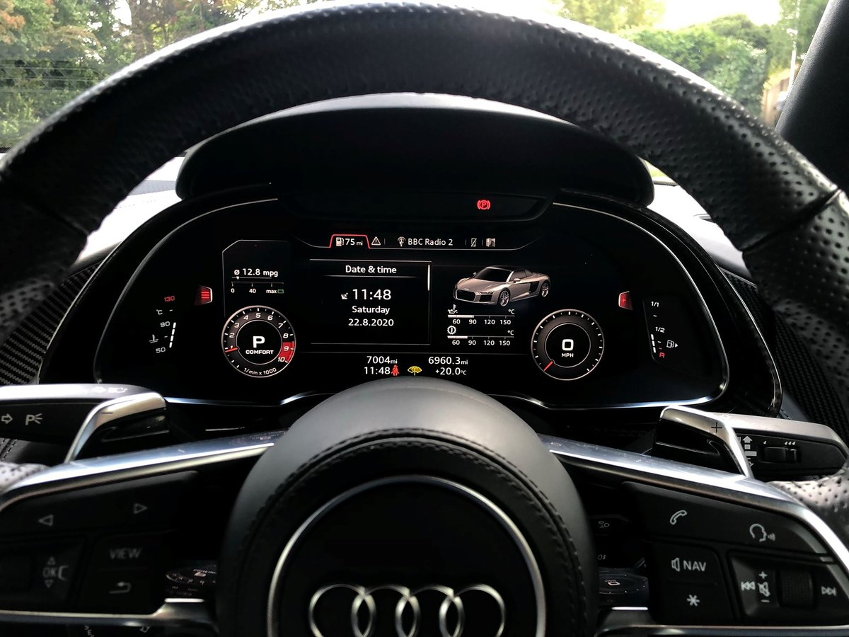 2018 Audi R8 SOLD (picture 14 of 20)
