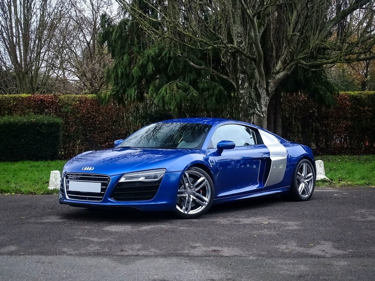 2015 Audi R8 For Sale (picture 1 of 20)
