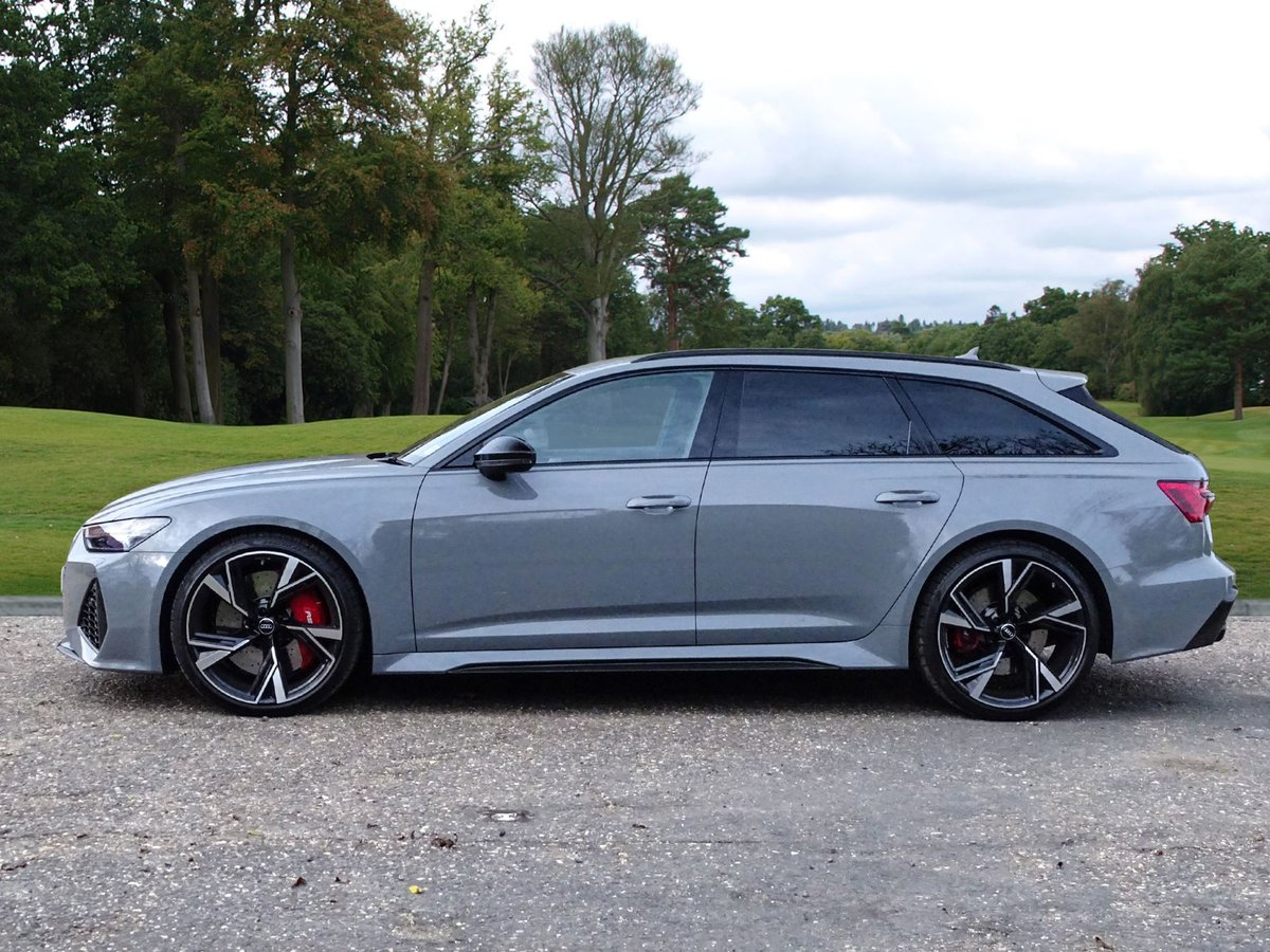 2020 Audi RS6 AVANT SOLD (picture 2 of 20)