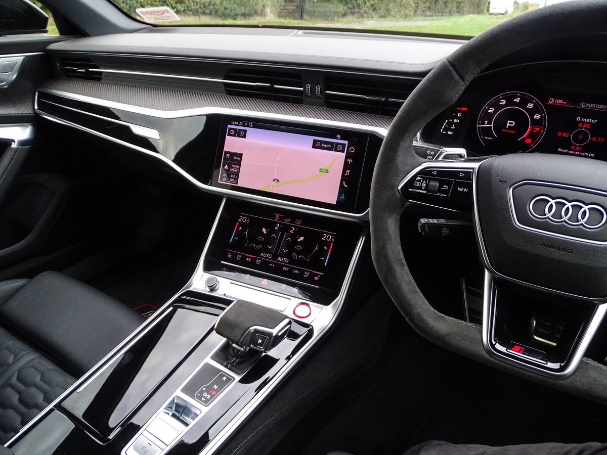 2020 Audi RS6 AVANT SOLD (picture 7 of 20)