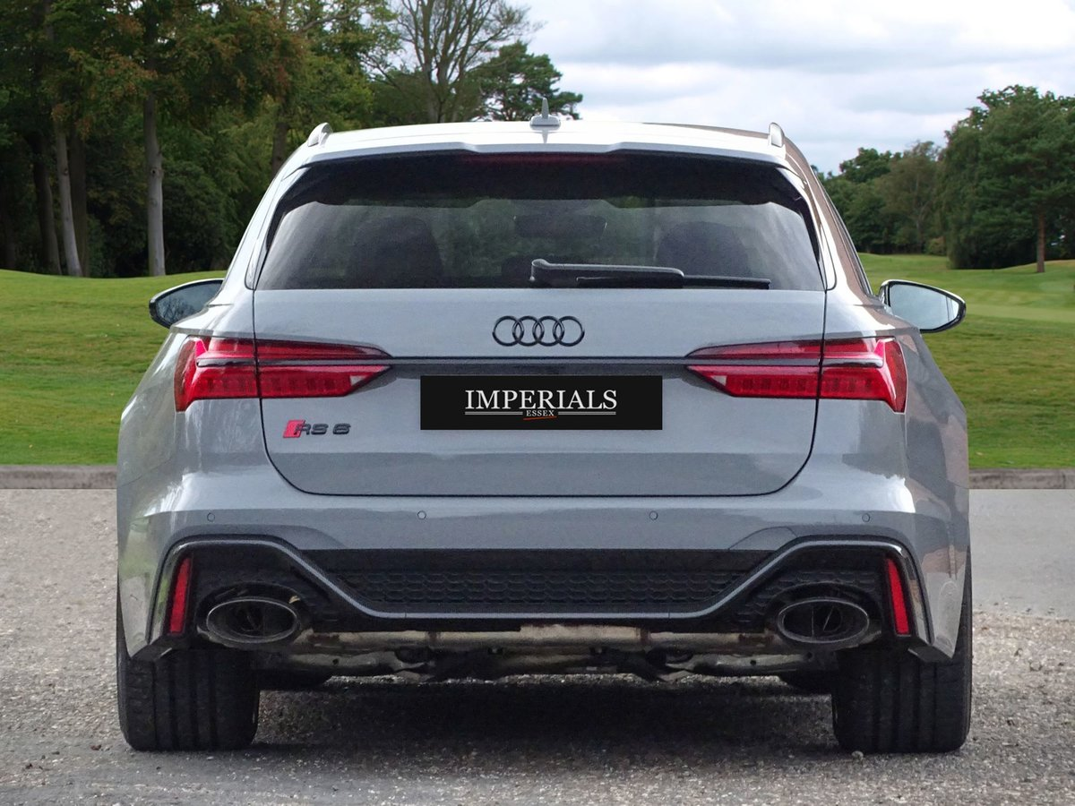 2020 Audi RS6 AVANT SOLD (picture 10 of 20)