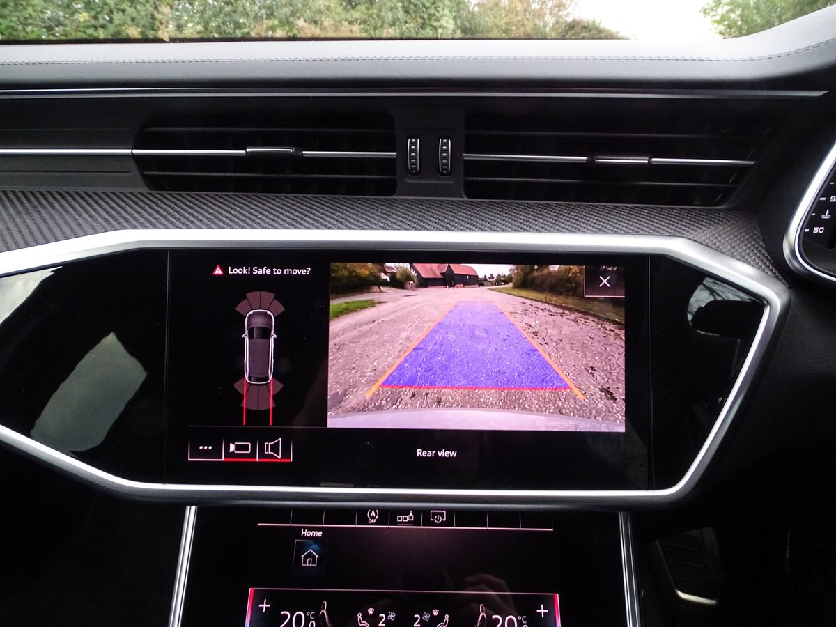 2020 Audi RS6 AVANT SOLD (picture 19 of 20)