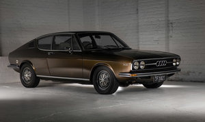 Picture of 1974 Gorgeous Audi 100 Coupe S